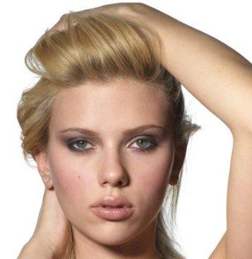 Female Face Scarlett Johansson Focused Critiques Blender Artists Community